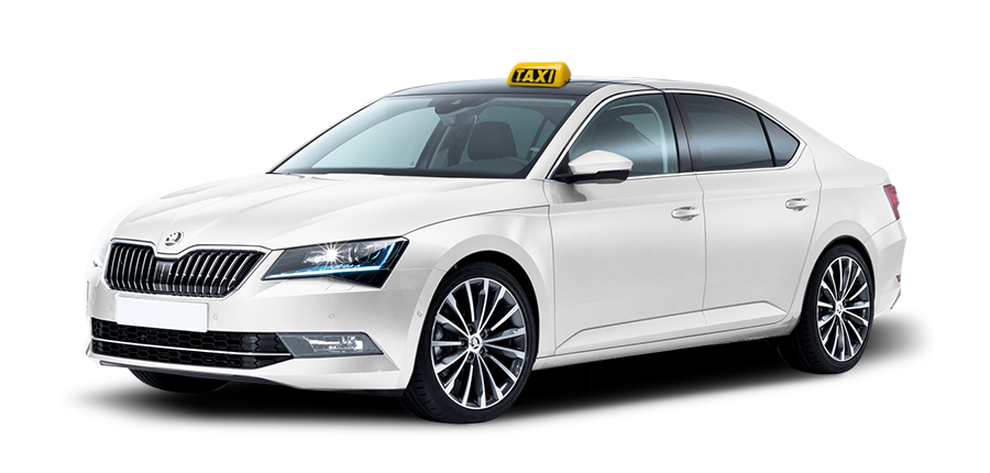 Skoda Superb 3 od TaxiAuta.cz
